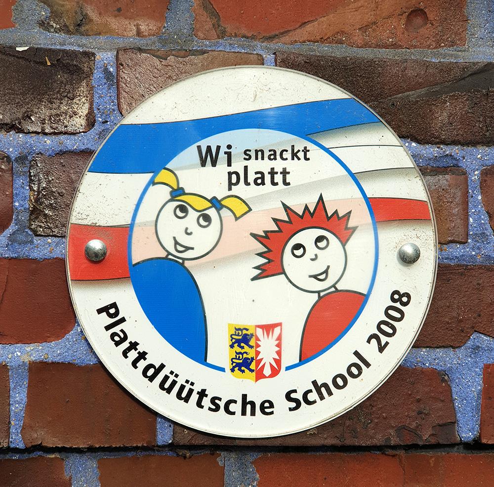 Plattdeutsche Schule
