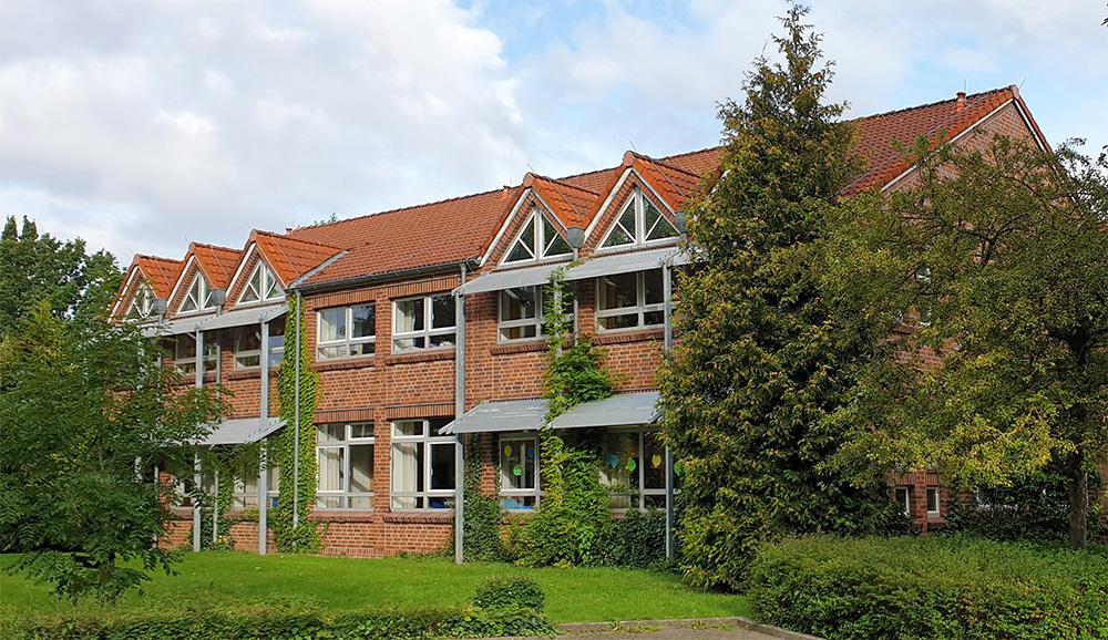 St. Margarethen Schulgebäude
