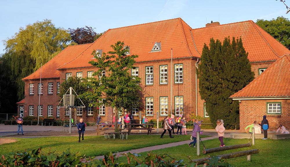 Wewelsfleth Schulgebäude